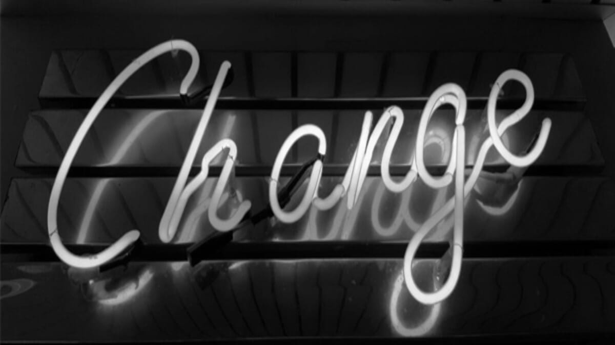 Is change warranted in your organization